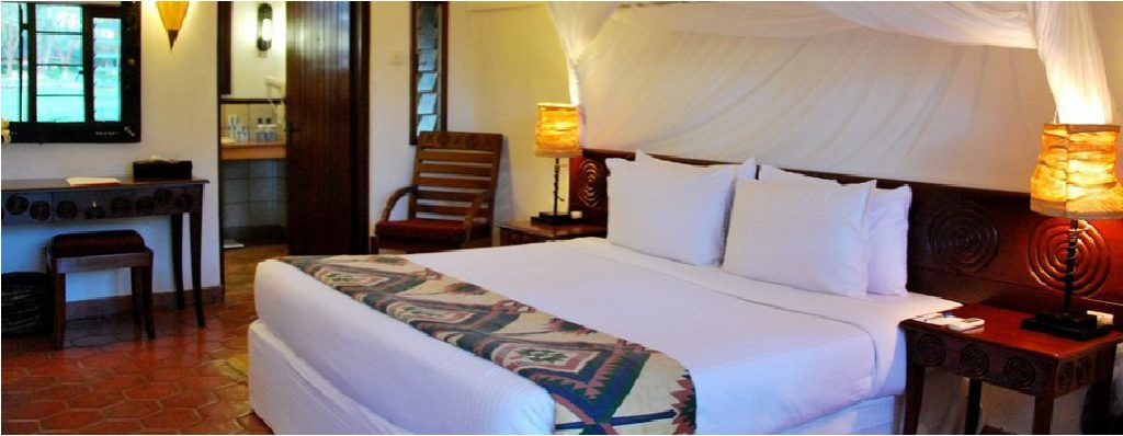 Keekorok Lodge en Kenia