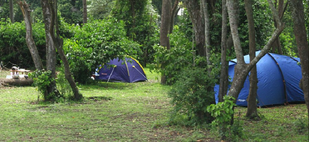 Camping en Masai Mara en Kenia