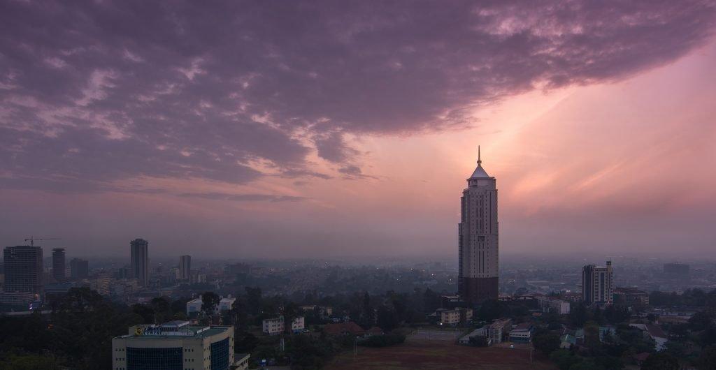 Ciudad de Nairobi