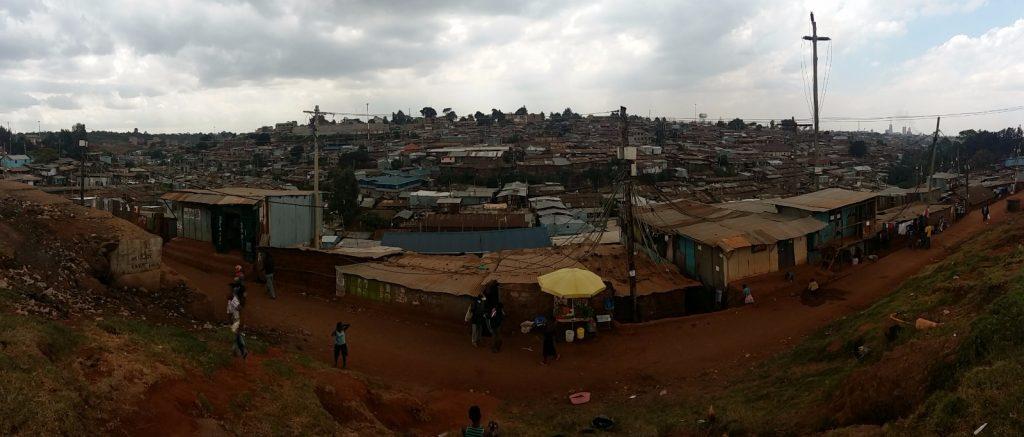 Slum de Kibera