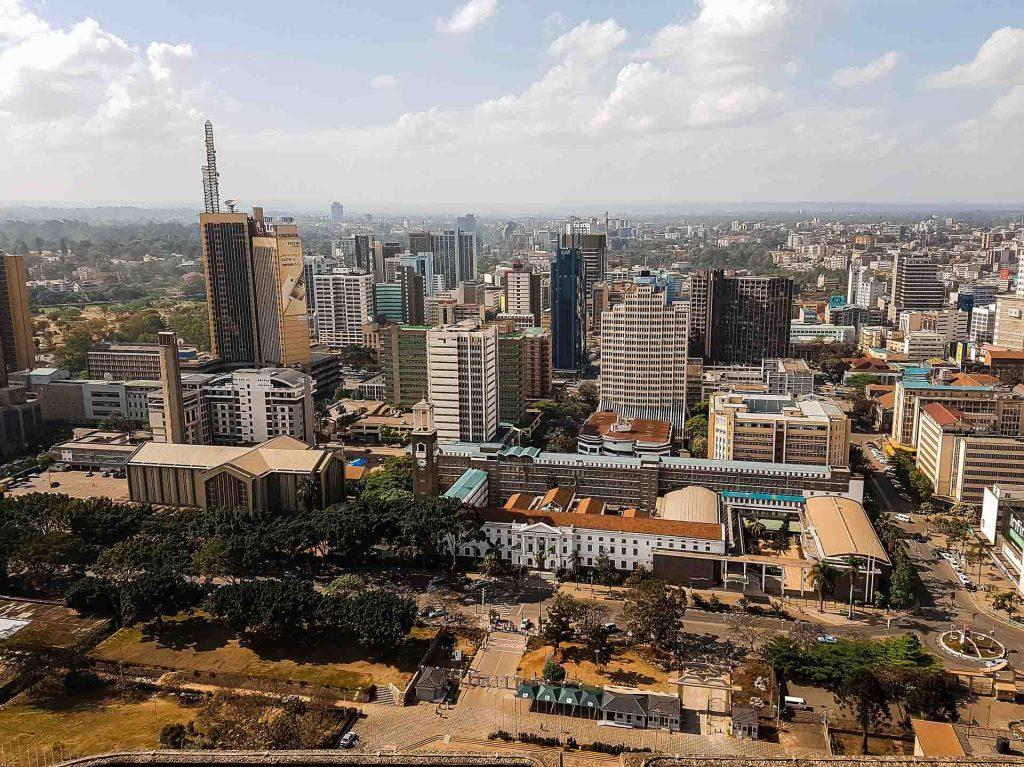 Town en Nairobi
