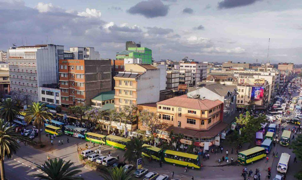 Calle de Nairobi