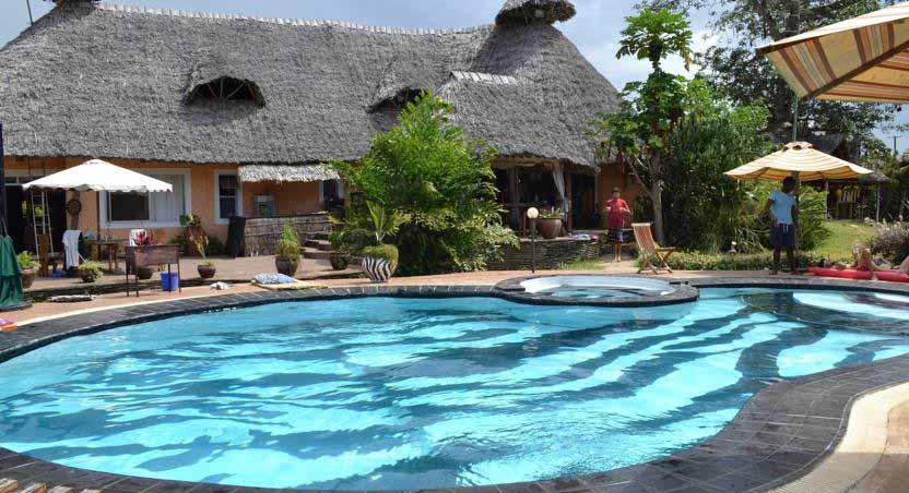 Alojamiento en Kenia para viajar por libre