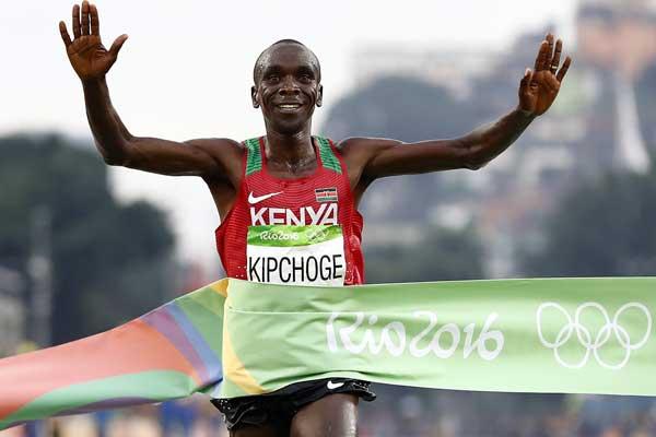 corredor keniano