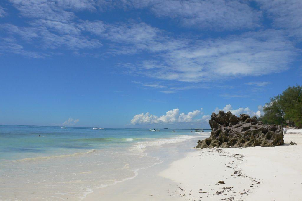 Playa de Bofa Beach en Kilifi