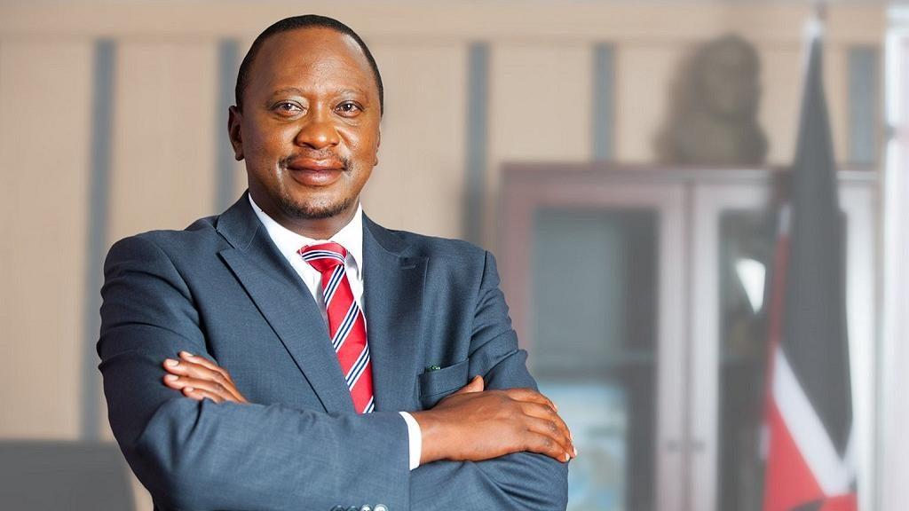 kikuyu, presidente de Kenia