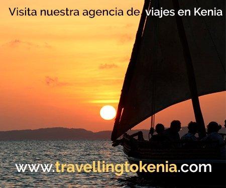 Nuestra agencia de viajes para viajar a Kenia