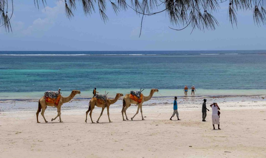Playas de Diani